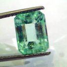 7.17 Ct Unheated Natural Colombian Emerald Gemstone**RARE**