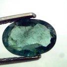 1.71 Ct Untreated Natural Zambian Emerald Gemstone,Panna