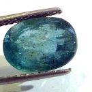 6.48 Ct Untreated Natural Zambian Emerald Gemstone Panna stone