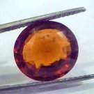 Huge 10.60 Ct Untreated Premium Natural Ceylon Gomedh/Hessonite