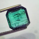 4.16 Ct Untreated Natural Zambian Emerald Gemstone Panna