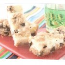 Chocolate chip cream cheese bar