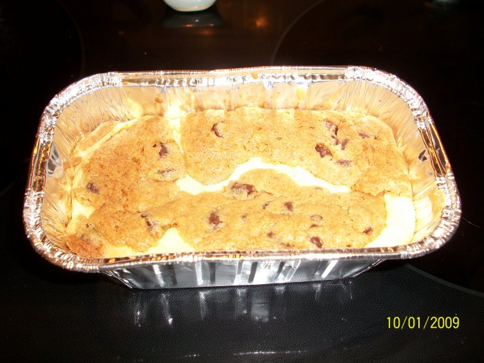 Chocolate Chip Creamcheese loaf