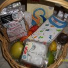 Baby Boy New Arrival Basket
