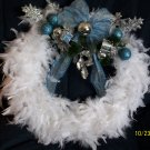 Wreath - Feather