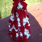 Christmas Tree Red & White Berries