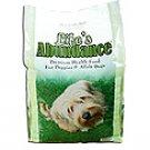 8 lb Bag | Life's Abundance Premium Health Food for Puppies & Adult Dogs