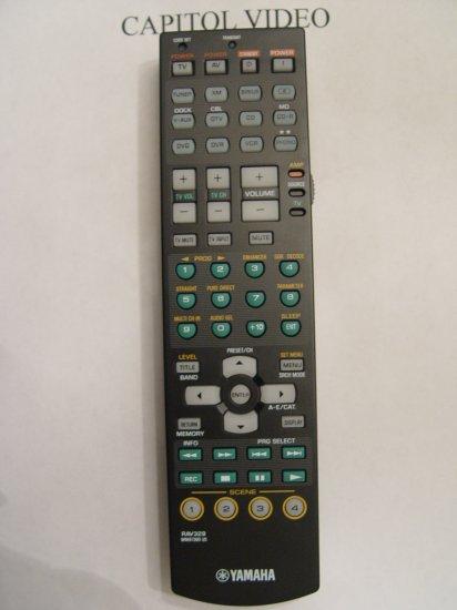 YAMAHA RAV329 REMOTE CONTROL PART # WM873800