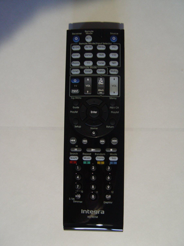 Integra RC-901M Remote Control Part # 24140901