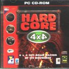 Hard Core 4x4 PC CD-ROM for Windows 95/98 - NEW in SLEEVE