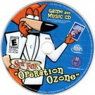 Spy Fox 3: Operation Ozone (Ages 7+) 2004 CD for Win/Mac/Music - NEW in SLEEVE