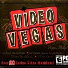 VIDEO VEGAS PC CD-ROM for Windows - NEW in SLEEVE