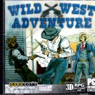 Wild West Adventure PC CD-ROM for Windows - NEW in SLV