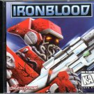 IRONBLOOD PC CD-ROM for DOS/Win - NEW sealed Jewel Case