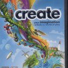 create your imagination DVD-ROM for Win/Mac - NEW in DVD BOX