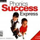 TOPICS: Phonics Success Express CD-ROM for Win/Mac - NEW in BOX