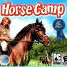 Horse Camp PC CD-ROM for Windows Vista/2000/XP - NEW in SLV