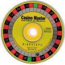 Casino Master Gold Edition CD-ROM for Windows - NEW in SLV