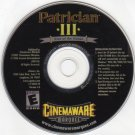Patrician III: Rise of the Hanse PC CD-ROM for Windows - NEW in SLEEVE
