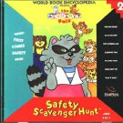 Safety Scavenger Hunt (Ages 2-7) CD-ROM for Win/Mac - NEW in SLEEVE