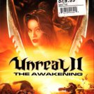 Unreal II: The Awakening PC-CD for Windows 98/ME/2000/XP - NEW in BOX