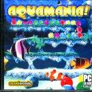 AQUAMANIA! PC CD-ROM for Windows 98/Me/2000/XP/Vista - NEW in JC
