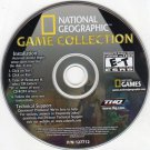 National Geographic Game Collection PC-CD for Windows XP/Vista - NEW in SLEEVE