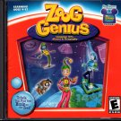 Zoog Genius Language Arts, History & Geography CD-ROM Win/Mac - NEW in SLEEVE