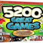 5200+ Great Games PC-DVD for Windows ME/XP - NEW in SLEEVE