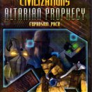 Galactic Civilizations: Altarian Prophecy PC-CD Windows 95/98 - NEW SMALL BOX