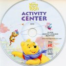 Winnie the Pooh Activity Center (Ages 3-6) CD-ROM for Win/Mac - NEW in SLV