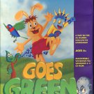 Willy Wabbit Goes Green (Ages 6+) CD-ROM for Win/Mac - NEW in SLV