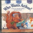 Who Wants Arthur? (Ages 3-6) CD-ROM for Win/Mac - NEW in SLEEVE