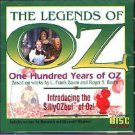 The Legends of OZ CD-ROM for Win/Mac - NEW in SLEEVE