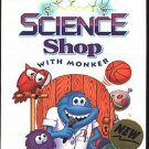 Science Shop with Monker CD-ROM for Win/Mac - NEW in SLEEVE