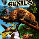 Scholatic: Animal GENIUS (Ages 5+) CD-ROM for Win/Mac - NEW in SLV