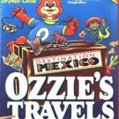 Ozzie's Travels: Destination Mexico (Ages 5-10) CD-ROM Win/Mac - NEW in SLEEVE