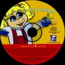 Muppets: Same & Different (Ages 3-6) CD-ROM for Win/Mac - NEW in SLV