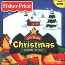 Little People Christmas Activity Center (Ages 3+) CD-ROM Win/Mac - NEW in SLEEVE