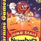 JumpStart Numbers (Age 5-8) CD-ROM for Win/Mac - NEW in SLV