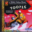 Golden Books: Tootle The Train (Ages 3-6) CD-ROM for Win/Mac -NEW in SLEEVE