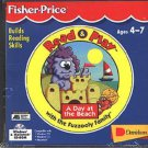 Fisher-Price-Read & Play-A Day at the Beach (Age4-7) CD Win/Mac - NEW in SLEEVE