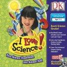 DK I Love Science (Ages 7-11) CD-ROM for Win/Mac - NEW in SLV