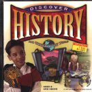 Discover: History (Ages 9+) CD-ROM for Win/Mac/OS2 - NEW in JC