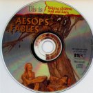 Discis: Aesop's Fables (Ages 9+ ) CD-ROM for Win/Mac - NEW in SLV