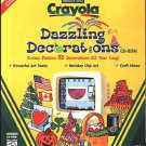 Crayola Dazzling Decorations CD-ROM for Win/Mac - NEW in SLEEVE