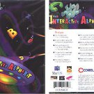 Corel's The Interactive Alphabet CD-ROM Win/Mac - NEW in SLEEVE