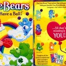 Care Bears: Let's Have a Ball! CD-ROM for Win/Mac - NEW in BOX