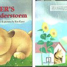 Buster's First Thunderstorm (Ages 3-6) CD-ROM for Win/Mac - NEW in SLEEVE