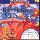 Bubble Band Math (Ages 5-8) CD-ROM for Win/Mac - NEW in SLV